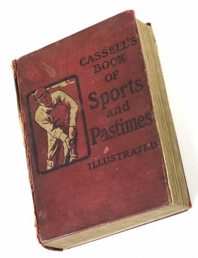 L0047581 Cassell's Book of Sports and Pastimes