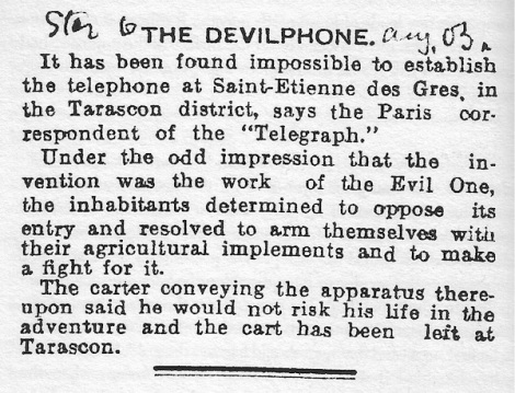 Devilphone