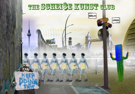 s kunst poster 1a new