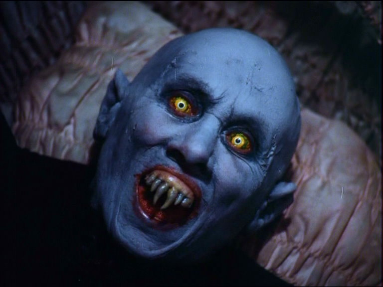 """Mr Barlow the vampire, from """"Salem's Lot' It just seems appropriate in some way."""