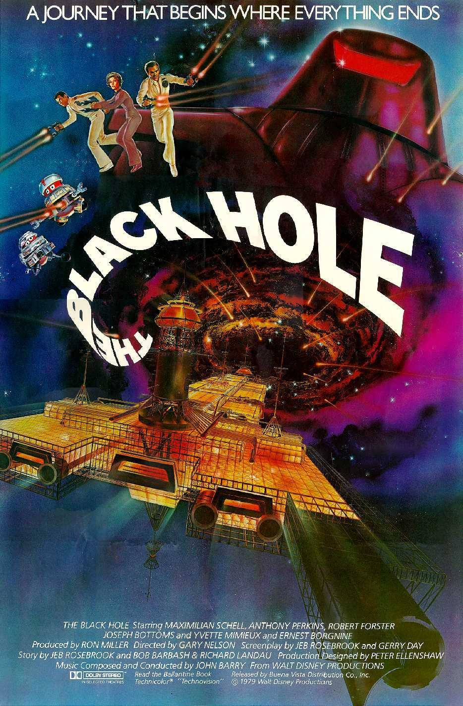 the-black-hole-poster