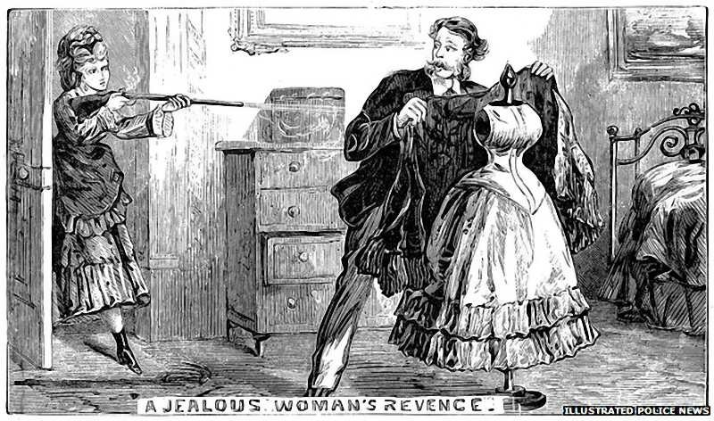 Too much impetus in mounting, and other Victorian problems