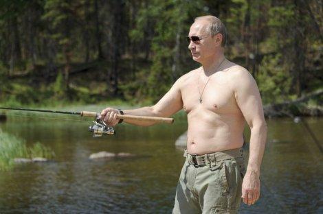 putin-fishing
