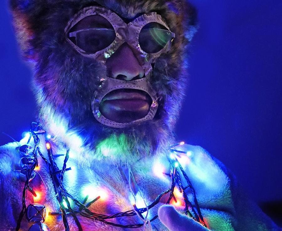 Christmas Presence: ColonelRobin
