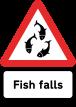 Fish-falls